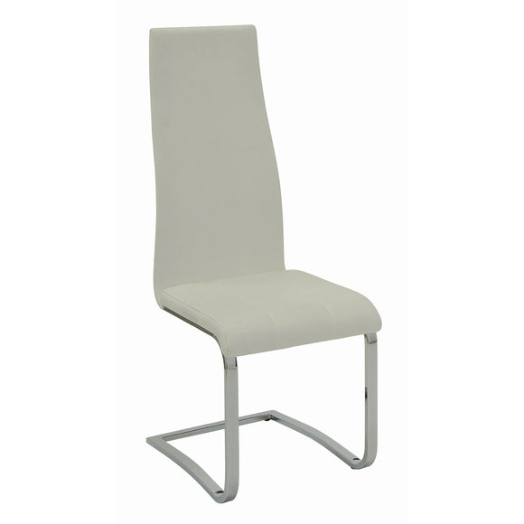 MODERN DINING CHAIR - 2 COLORS