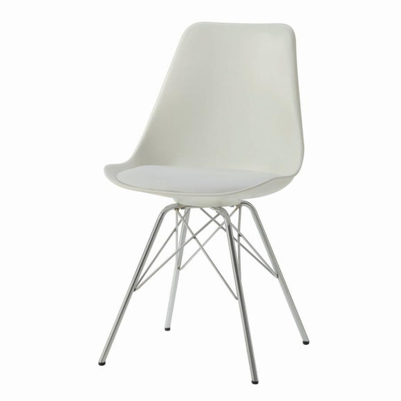 LOWERY DINING CHAIR - 2 COLORS