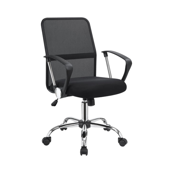 OFFICE CHAIR WITH MESH BACKREST