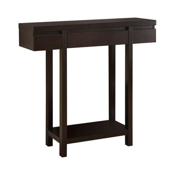 1-DRAWER RECTANGULAR CONSOLE TABLE