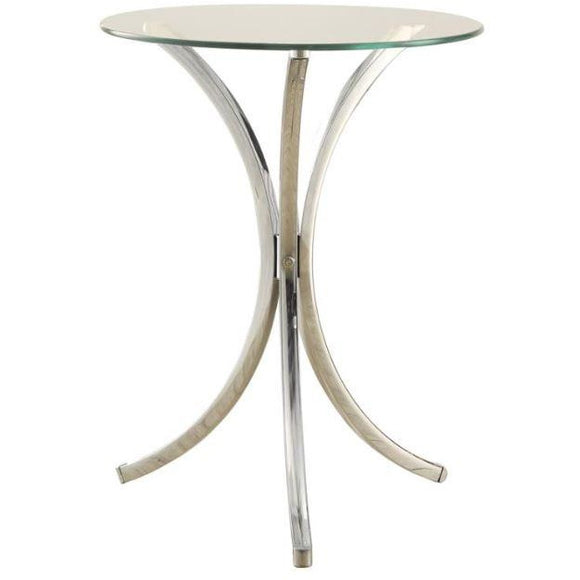 ACCENT TABLE - 2 COLORS