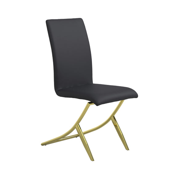 CHANEL BLACK DINING CHAIR