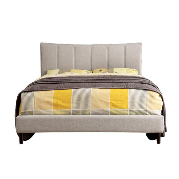 ENNIS QUEEN BED - 3 COLORS