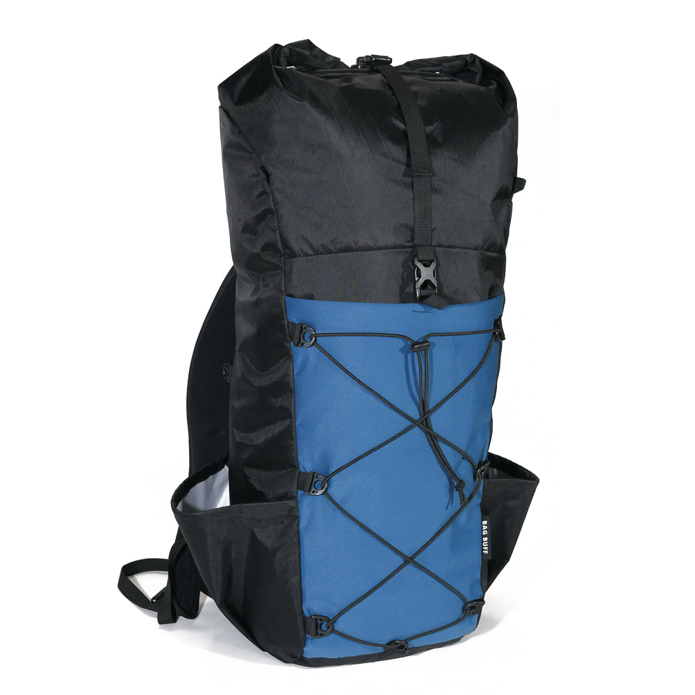 Mountain Flyer DIY Ultralight Backpack Pattern