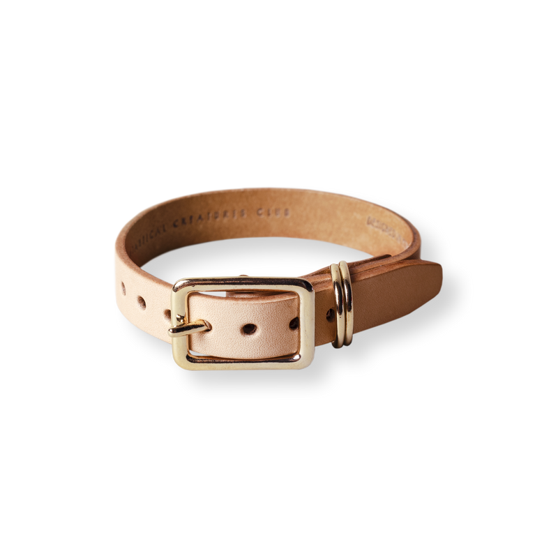 Little Promise Collar - Naturale