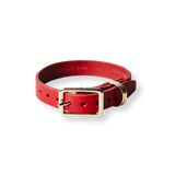 Little Promise Collar - Fiery Red