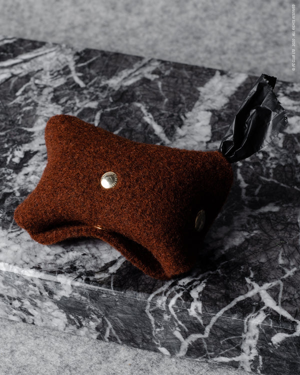 Poop Pouch - Rusty