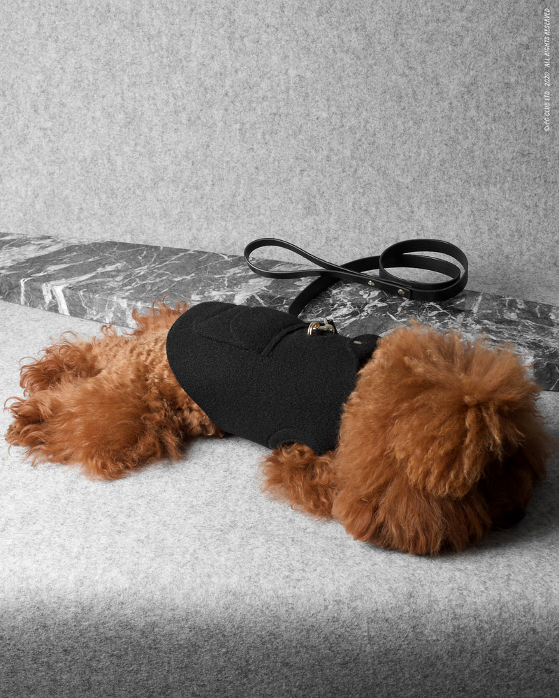 Wrap Up Jacket Harness - Pitch Black