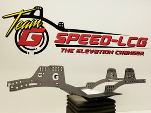 GSPEED Chassis Raw Carbon Steel TGH-V3 deal