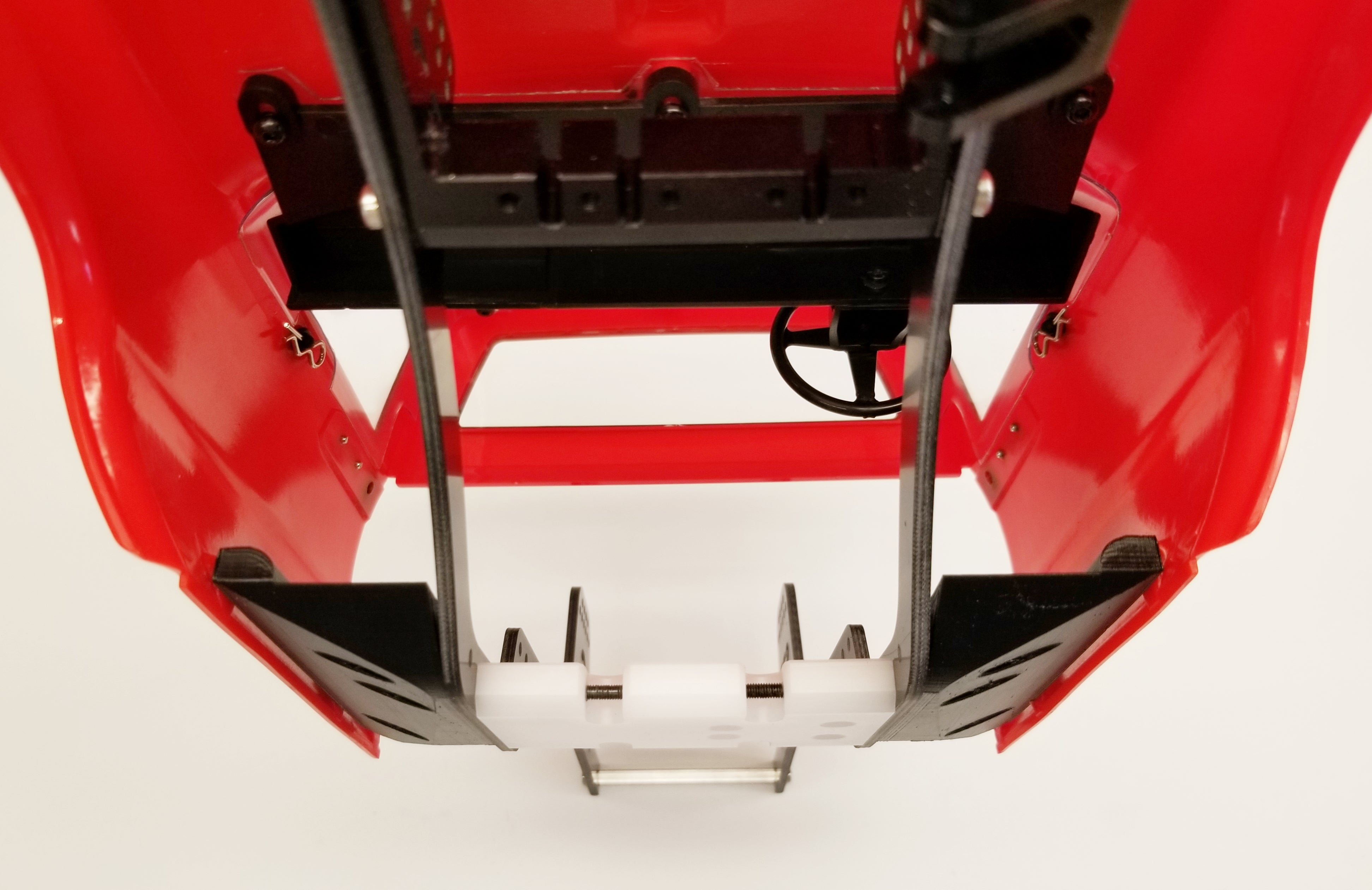 GSPEED Chassis TGH-V3 hard body mount sliders