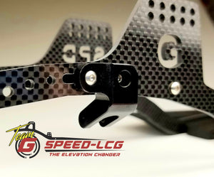 GSPEED Chassis G10 TGH-V3 Package Deal for one chassis kit-