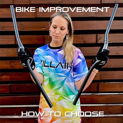 How to Choose the Correct Handlebars for Your Body Size and Type of Riding