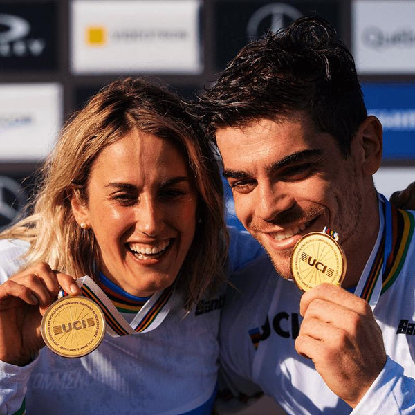 Results of the Mercedes-Benz UCI mountain bike world championships