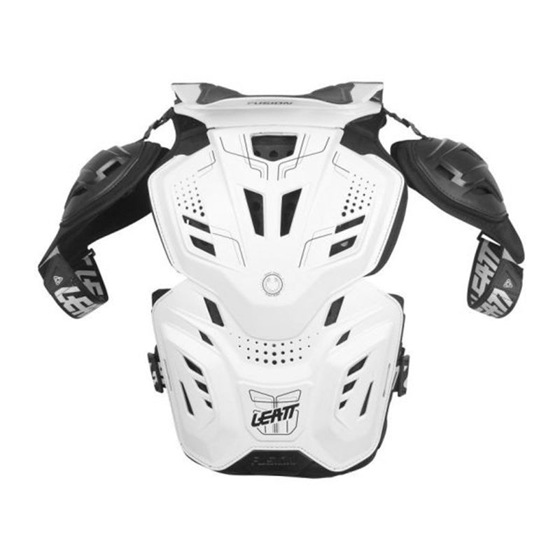 LEATT - FUSION 3.0 ALL IN ONE ARMOR WHITE