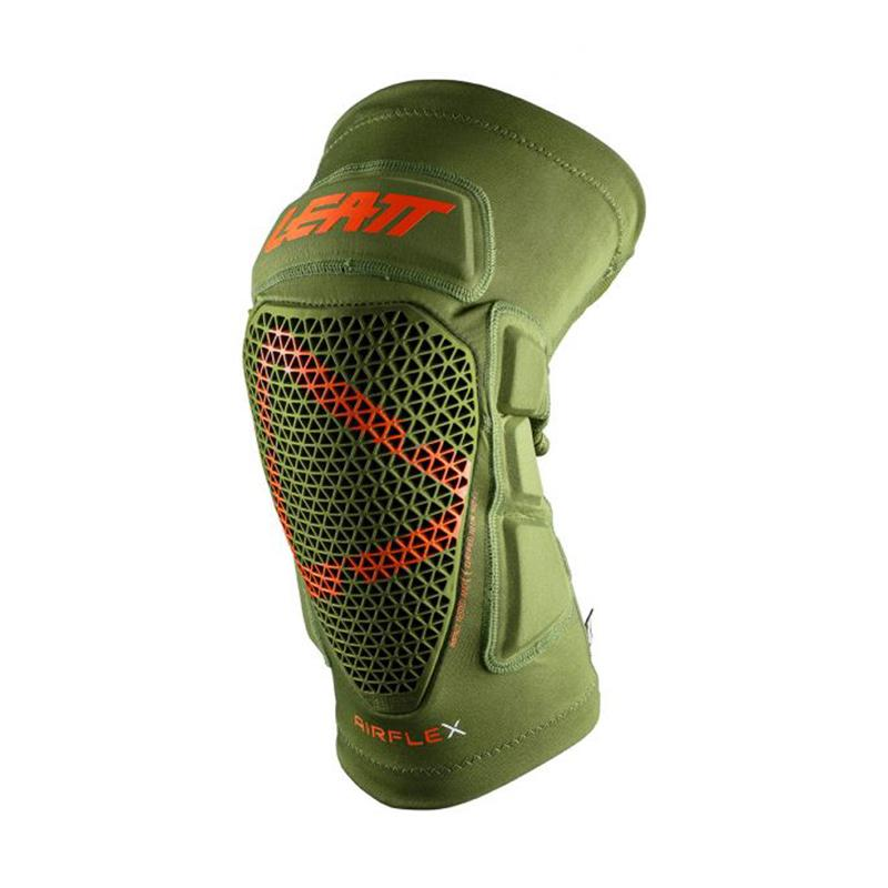 LEATT - KNEE GUARD AIRFLEX PRO - FOREST