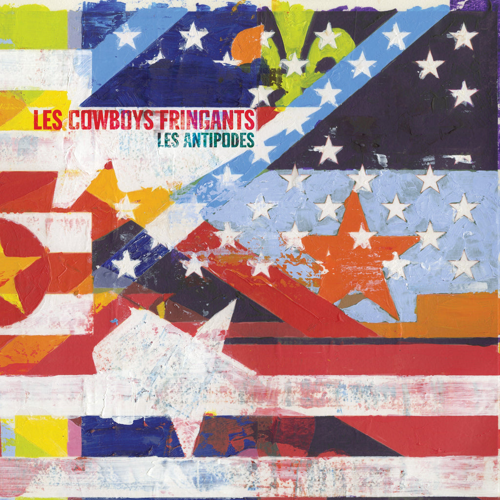CD – Les Cowboys Fringants – Les Antipodes – TRICD7400