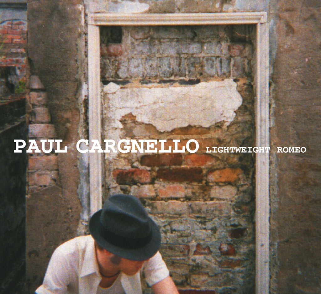 CD – Paul Cargnello – Lightweight Romeo – TRICD7212