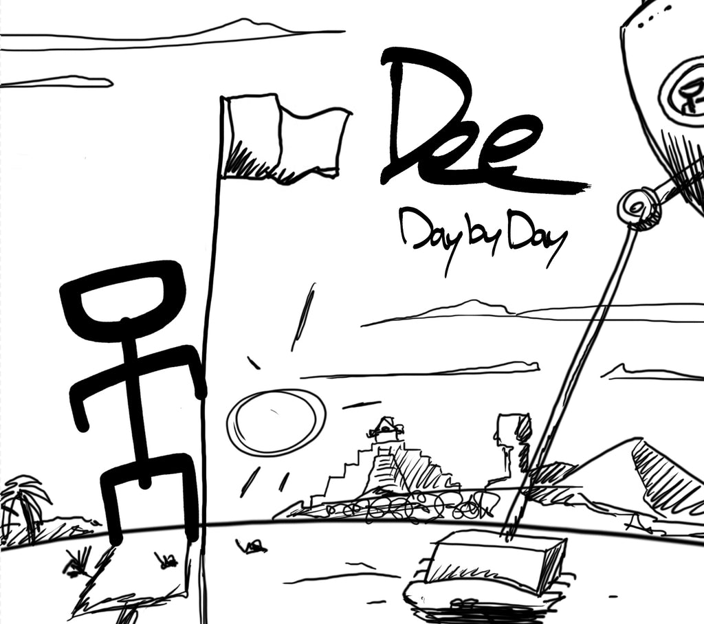 CD – Dee – Day by Day – TRICD7280