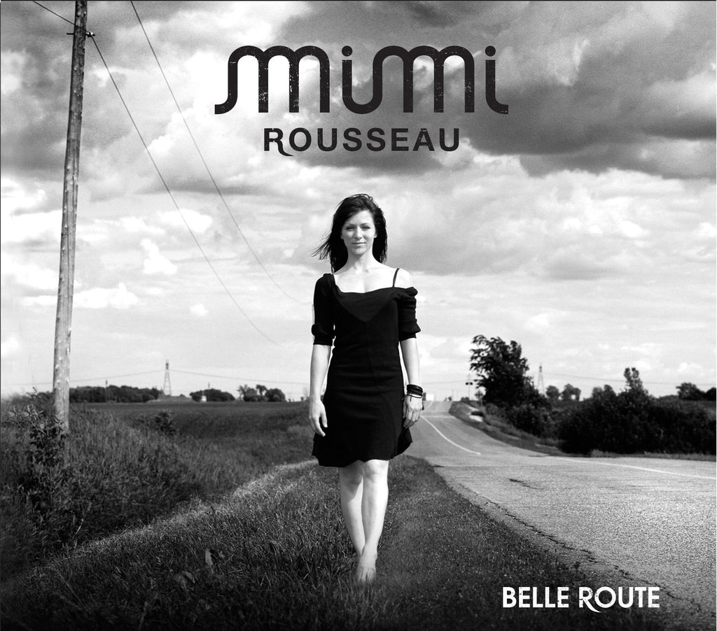 CD – Mimi Rousseau – Belle route – PARCD7701