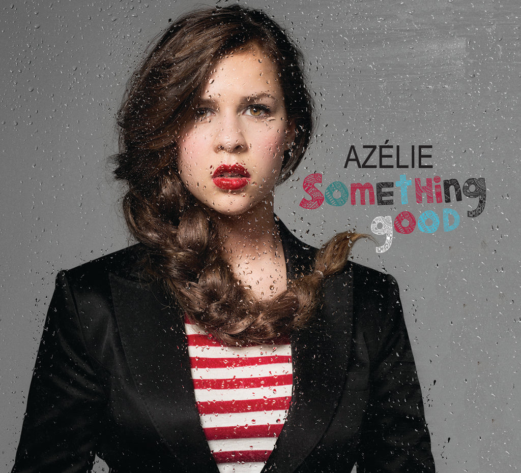 CD – Azélie – Something good – TRICD7341