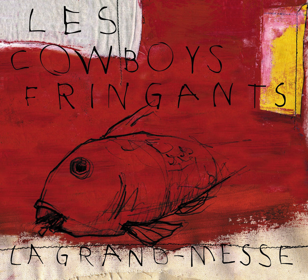 CD – Les Cowboys Fringants – La Grand-Messe – TRICD7233