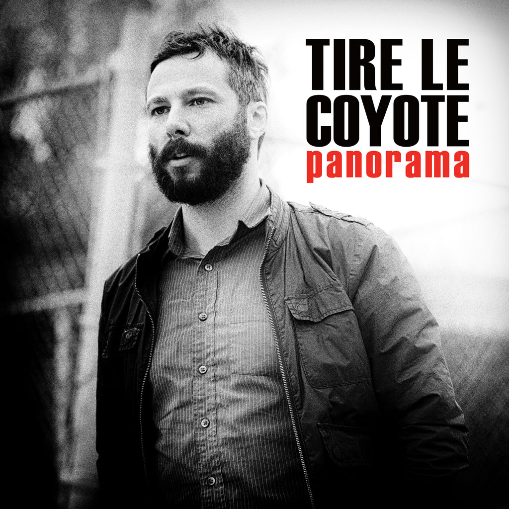 CD - Tire le Coyote - PANORAMA - TRICD-7364