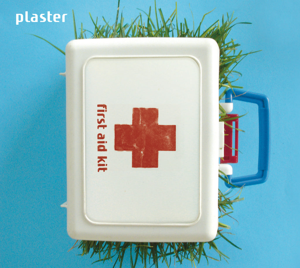 CD – Plaster – First Aid Kit – PARCD7700