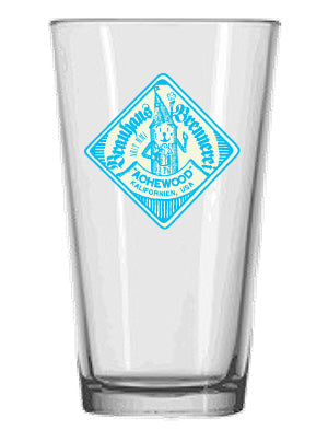 Collectible Pint Glass - Achewood 8th Anniversary