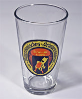 Collectible Pint Glass - Téodor's Schadenwasser