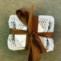Hand towel set with wash cloth