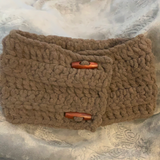 Cowl neck warmer
