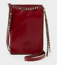 Load image into Gallery viewer, Hobo Moxie Crossbody in Ruby