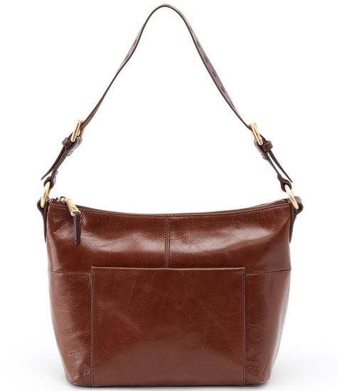 Hobo Charlie Handbag in Deep Plum