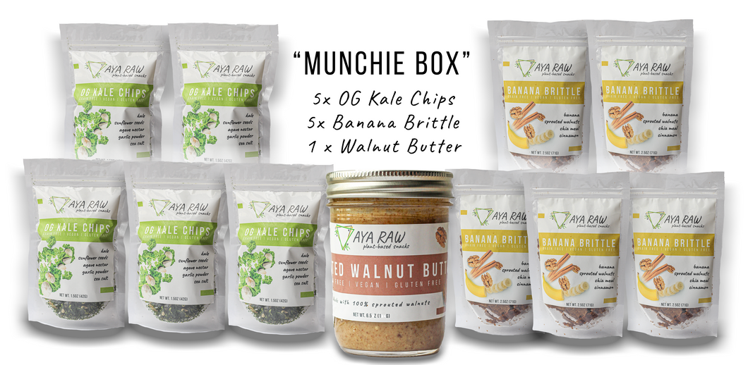 MUNCHIE BOX