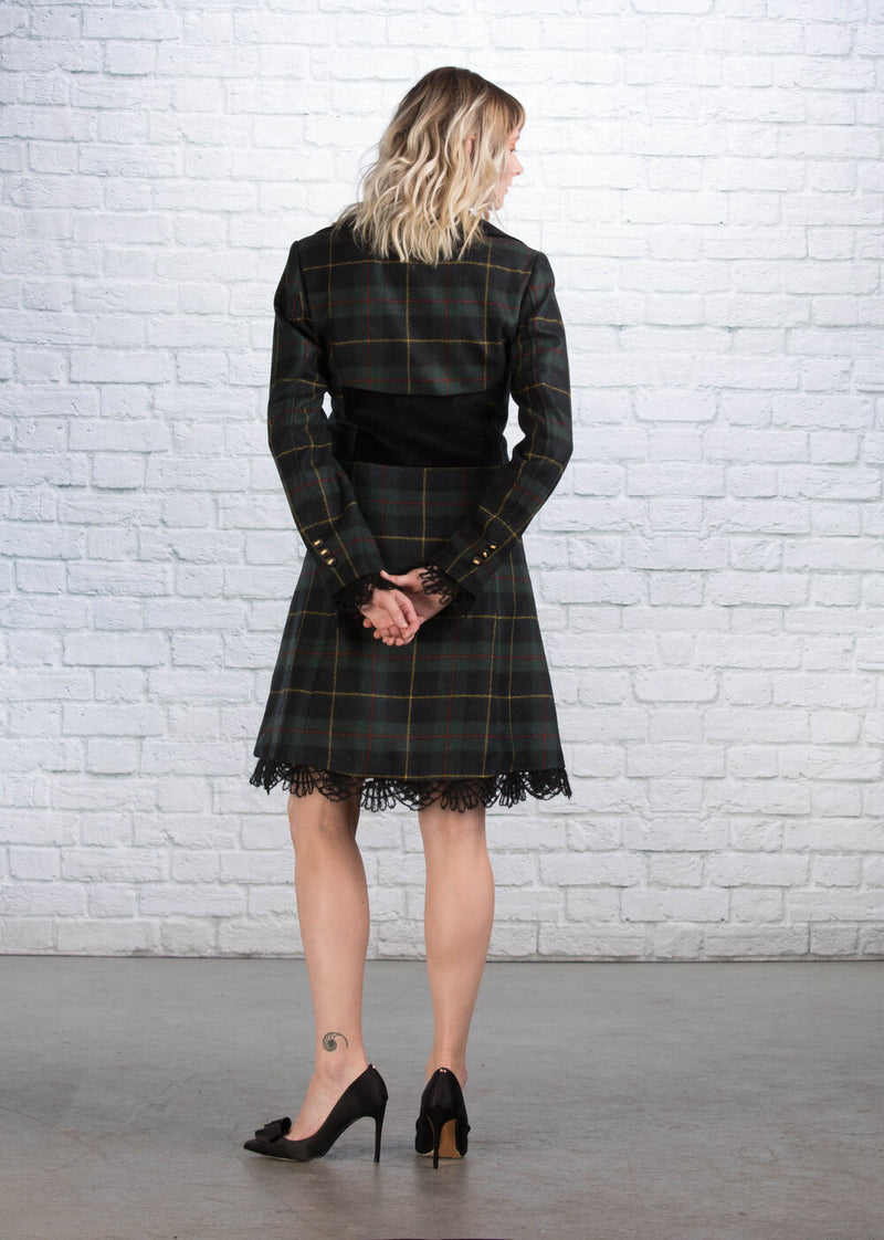 Scottish Flare Coat
