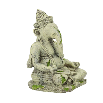Décoration d'aquarium : Statue de Ganesh