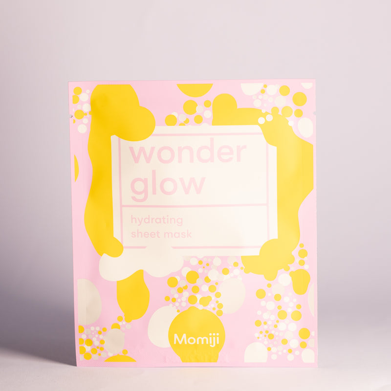 MOMIJI Wonder Glow Mask