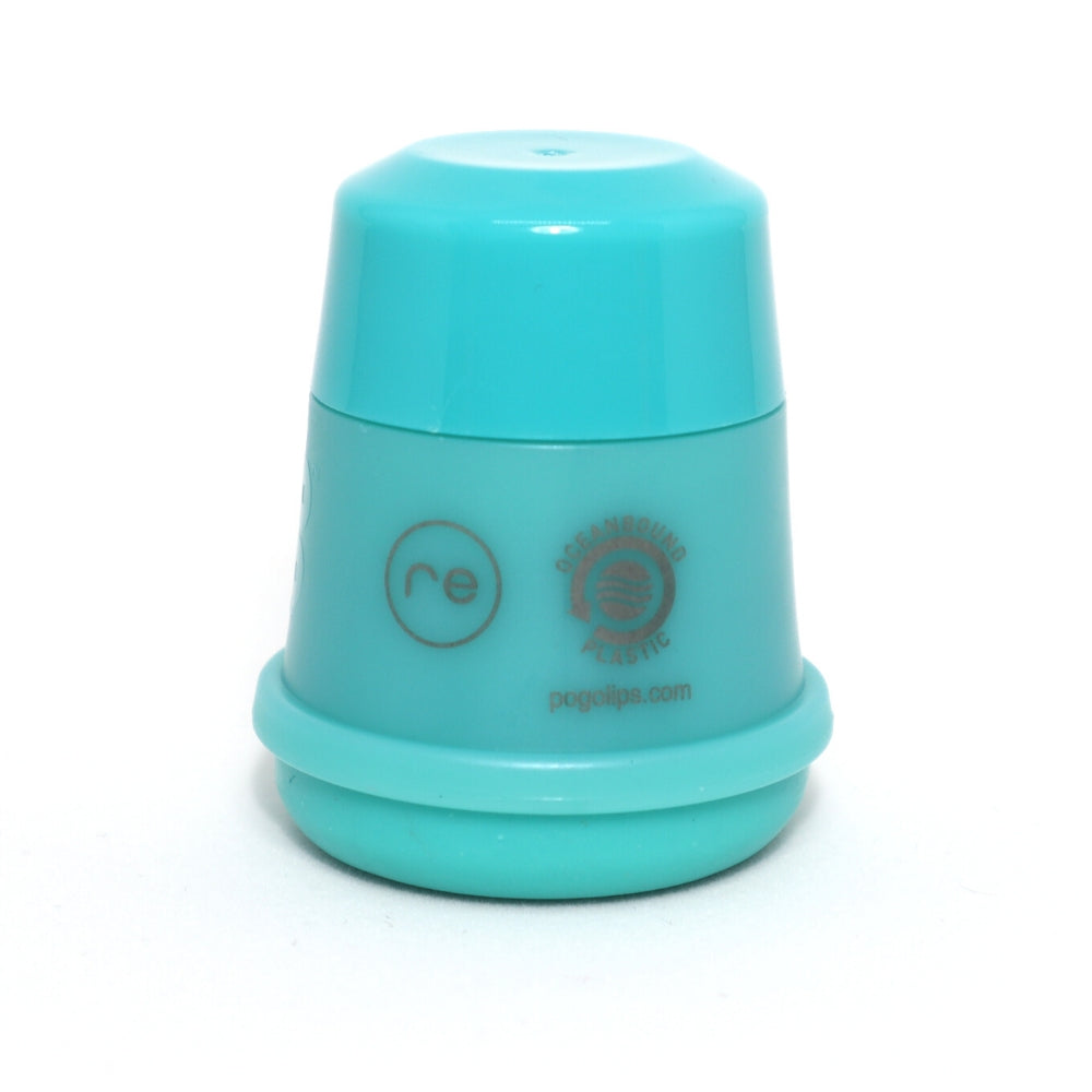 Tropic Teal <br />Refillable Lip Balm
