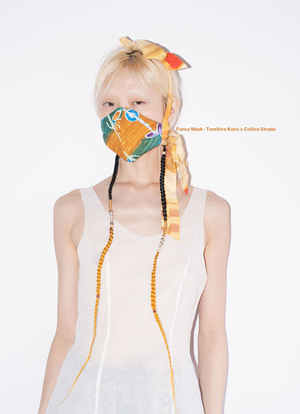 Fancy Mask [Collina Strada × Tomihiro Kon]