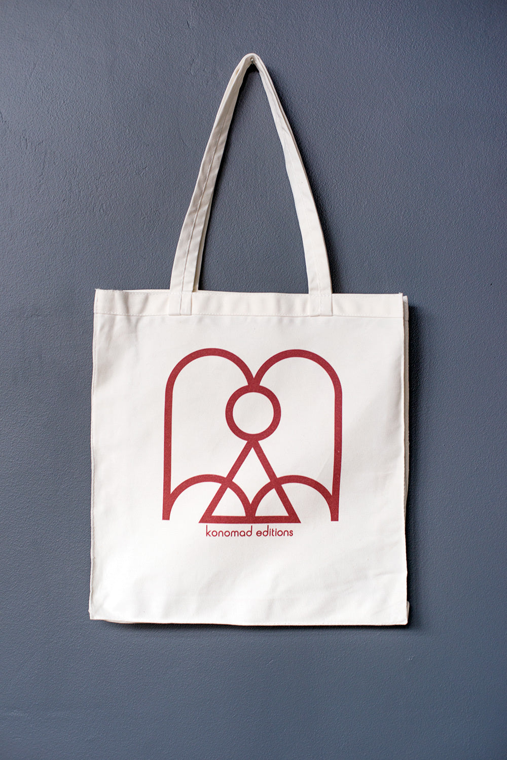 "tote bag ""Konomad editions"""