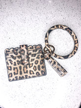 Load image into Gallery viewer, On the prowl wristlet/wallet