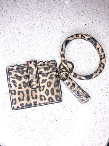 On the prowl wristlet/wallet