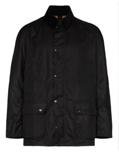 GIACCONE BARBOUR  ASHBY WAXED JACKET