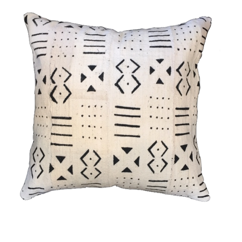 MUD CLOTH CUSHION
