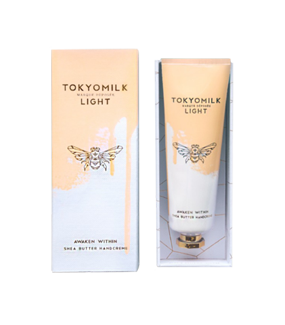 'AWAKEN WITHIN' TOKYOMILK LIGHT HANDCREME