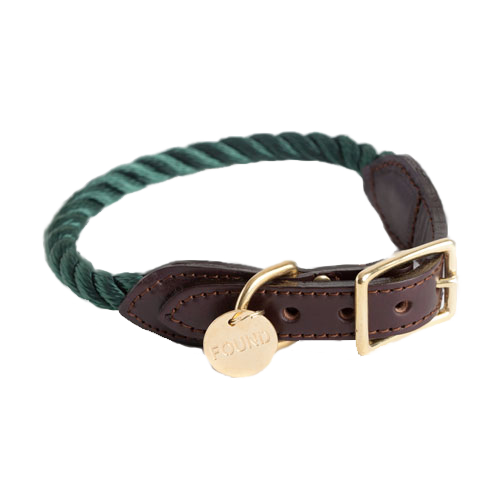 COTTON ROPE COLLAR