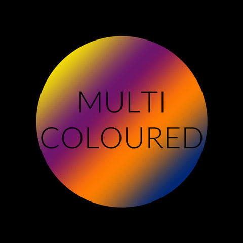 MULTICOLOURED