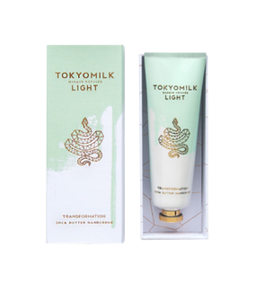 'TRANSFORMATION' TOKYOMILK LIGHT HANDCREME