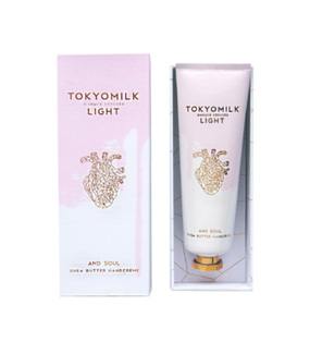 'AND SOUL' TOKYOMILK LIGHT HANDCREME