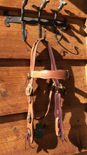 Load image into Gallery viewer, Oldtimer Headstall
